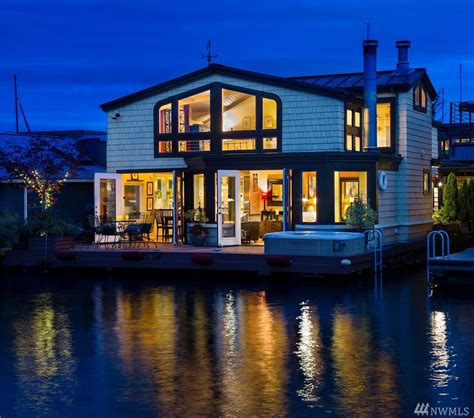 houseboat wa seattle floating homes and houseboats seattle wa