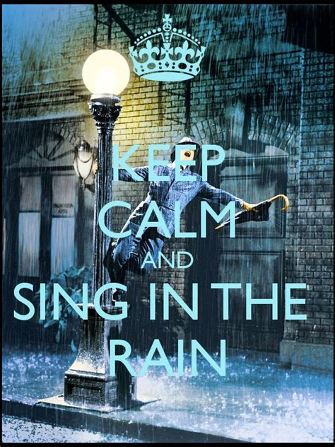 singing in the rain gene kelly singing in the rain quotes quotesgram