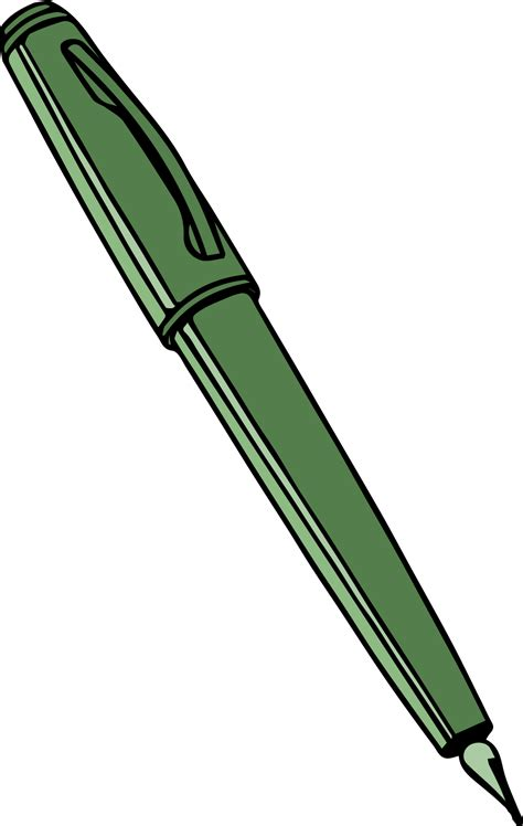 pen clipart calligraphy pen clipart png clipartly
