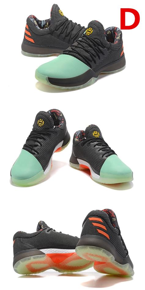 adidas harden vol 1 bhm black history month mens basketball shoes fashion harden shoes