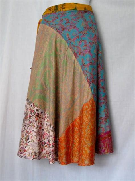 Patchwork Skirt - 17 best ideas about patchwork skirts on hippie