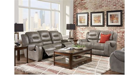 furniture good living room sets on sale 5 piece living 1 699 99 baycliffe smoke 5 pc living room classic
