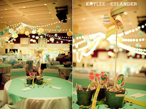 diy circus theme wedding reception bethany assembly tri cities walla walla vintage