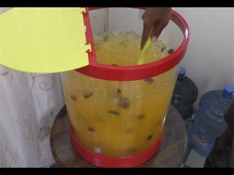 resepi membuat air yogurt dadih videolike