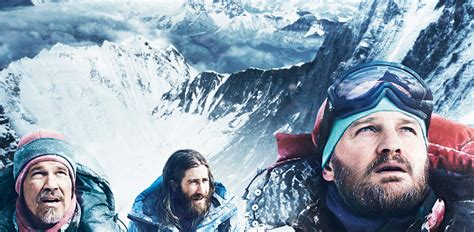 film everest italiano everest il trailer italiano del film che racconta l