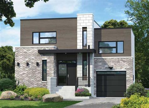 casas modernas planta baja fachadas de casas modernas planta baja un piso pequenas