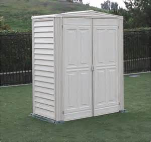 Garden Shed 5x3 5x3 Yardmate Vinyl Storage Shed With Floor