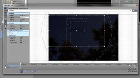 vegas pro time lapse tutorial creating a timelapse video from dslr stills in sony vegas