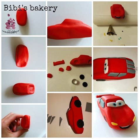 table de cing car 52 best images about fondant car on car cakes lightning mcqueen and cakes