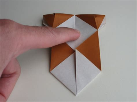 Swivel Fold Origami - origami monkey origami for