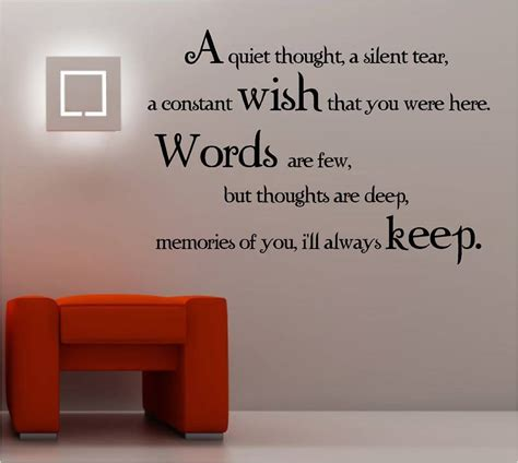 Sticker Quotes For Walls friends love family quote wall art sticker vinyl decal ebay