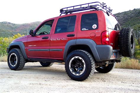 2003 Jeep Liberty Tire Size What Size Tires Are On A 2002 Jeep Liberty