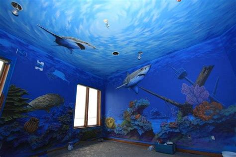 underwater themed bedroom 25 best ideas about underwater bedroom on pinterest