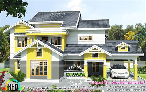 home design ms home enterprises modern house d interior beautiful house by devu homes india kerala home design