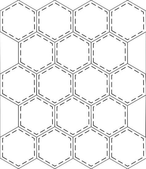 hexagon quilt template 226 best quilting epp images on hexagons