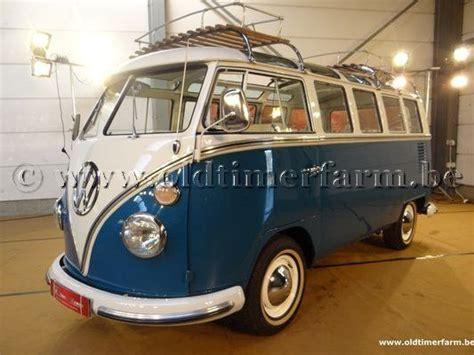 volkswagen t1 samba 21 windows 67 1967 verkocht ch 3058