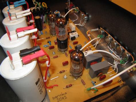 iic 104 capacitor s gt mesa iic pre pcb diy fever building my own guitars s and pedals