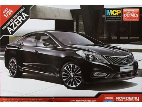 Hyundai Track And Trace by 1 24 Hyundai Azera