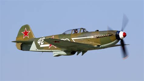 Flugzeuge warbird Yak Yak 3 wallpaper   AllWallpaper.in