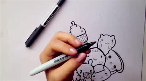 tutorial menggambar doodle tutorial cara menggambar doodle tutorial for everyone