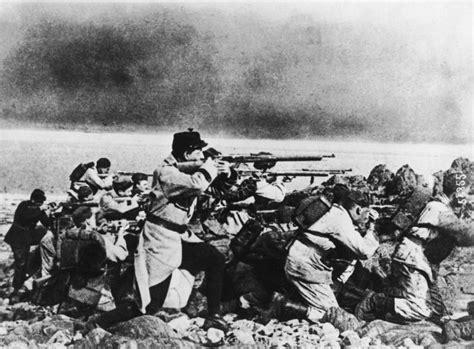 wann war der erste krieg from a german perspective the war against the quot archenemy