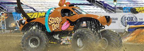 scooby doo jam truck jam scooby doo images