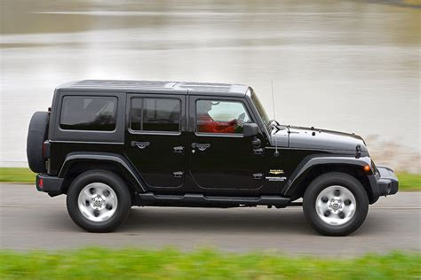 Autobild Gel Ndewagen by Wrangler Unlimited Jeep Jeep Wrangler Unlimited Gebraucht