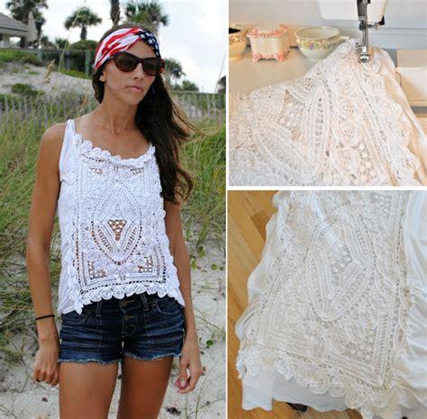 diy tshirt 7 diy t shirt refashion ideas interestingfor me