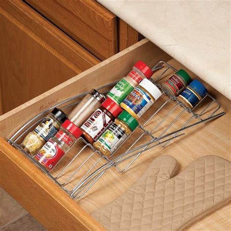 Organizer Spice Rack Organizer Spice M 233 Nages Cuisine M 233 Tal 4 Couches Tiroir 233 Tag 232 Re 224 233 Pices