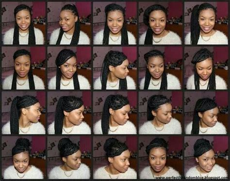 how to pack hair to different styles different styles to pack braids newhairstylesformen2014 com