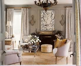 Beige And Gold Living Room C B I D Home Decor And Design A Simple Palette