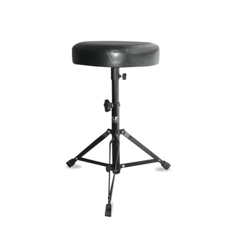 drum bench new pyle pkst50 double braced folding padded drum throne