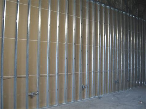 With Metal Studs Non Structural Metal Framing Buildipedia