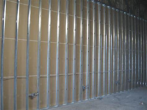 metal stud framing non structural metal framing buildipedia