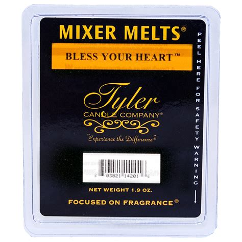 Candle Company Bless Your by Bless Your Mixer Melt