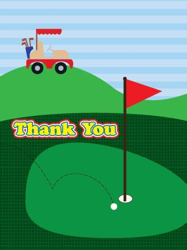 Golf Thank You Card Template by 1000 Images About Golf Cards On Gifts