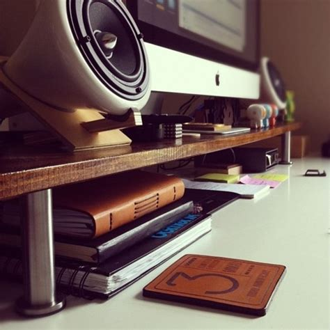Desk Leg Riser by 25 Best Ideas About Monitor Stand On