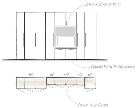 mobile tv da letto televisore da letto design casa creativa e mobili