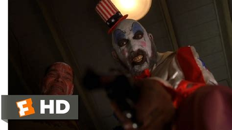 house of a thousand corpses clown house of 1000 corpses 1 10 movie clip i hate clowns 2003 hd youtube