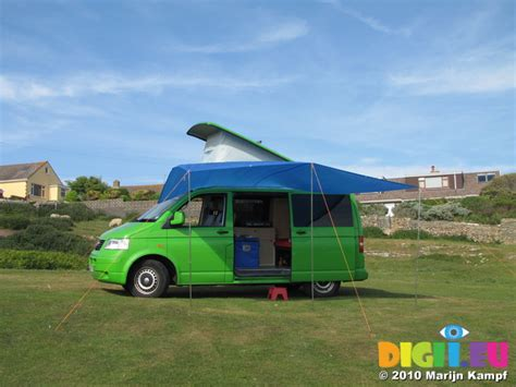 Vw Awnings Homemade Awning Sun Canopy For A Vw T5 Campervan