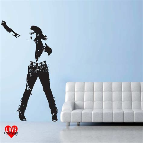 michael wall stickers michael jackson wall stickers michael jackson smooth
