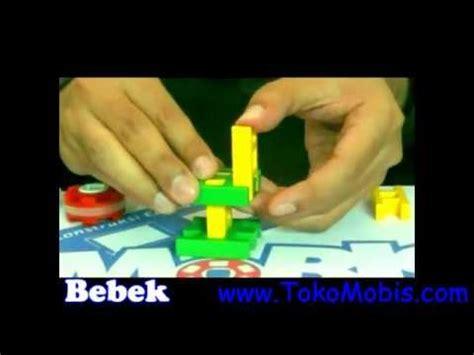 membuat mainan anak2 dari barang bekas mainan anak edukatif membuat bebek dari 10 pcs komponen