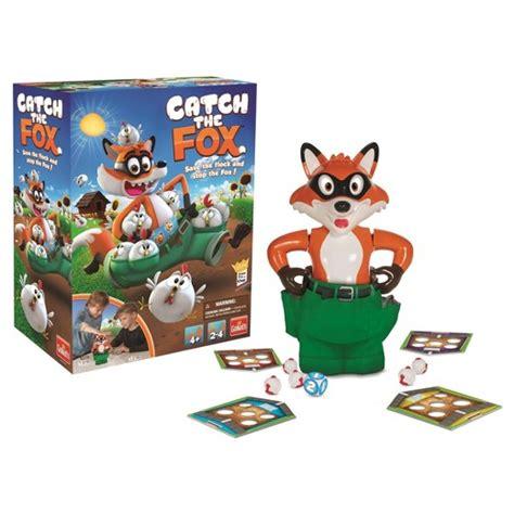 the gamer fox catch the fox board target