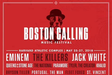 heres boston callings spring 2016 lineup the boston calling spring 2018 lineup is here boston