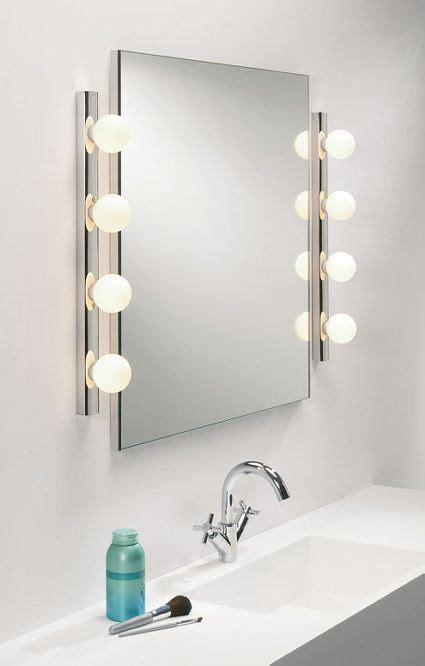 lights for mirrors in bathroom best 25 bathroom mirror lights ideas on pinterest