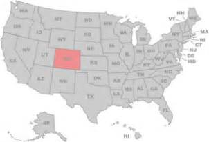 colorado map of us colorado ipl2 stately knowledge facts about the united