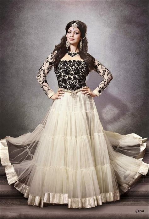 White Heavy Dress heavy bridal dresses for indian