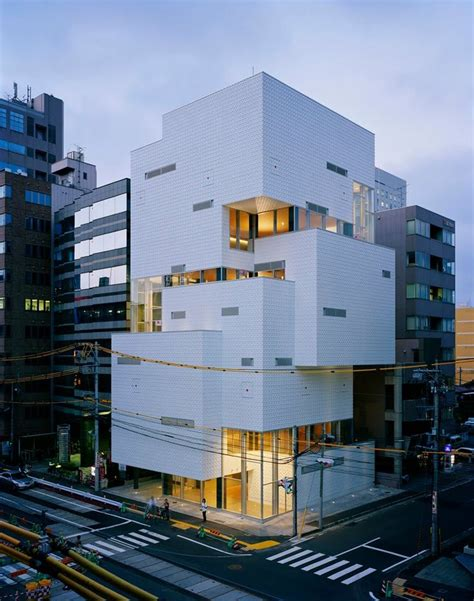 Interesting Modern Buildings 25 Best Ideas About Japanese Architecture On