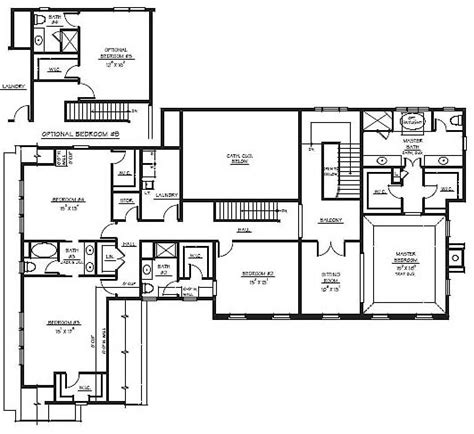 15 bedroom house plans 15 bedroom house floor plan home design and style