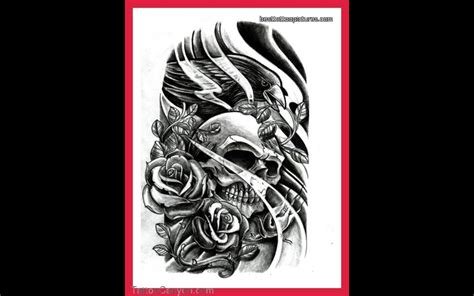 skull candy tattoo designs 12891 skull designs design 1920x1200